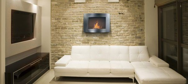 Home eco friendly fireplaces behind the buy for Eco friendly fireplace