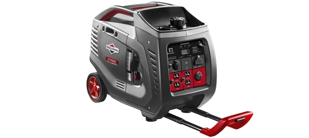 Smart Home Generator : Briggs stratton powersmart series p inverter