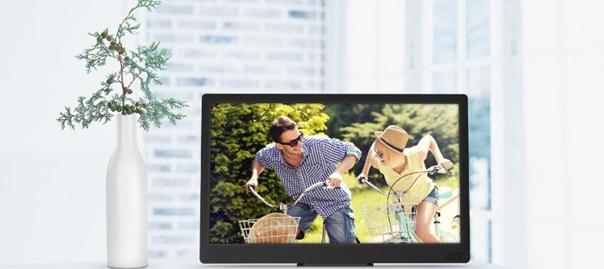Amazoncom Nixplay Seed 7 inch WiFi Digital Photo Frame