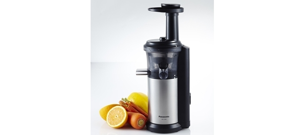 Slow Juicer Panasonic Mj L600 : Panasonic Slow Juicer - Behind The Buy