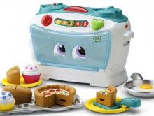 Number Lovin' Oven Is the Perfect Recipe for Number Learning Fun. (PRNewsFoto/LeapFrog Enterprises, Inc.)