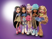 Bratz Returns With A New Look And Digital Content That Embody The Modern Day Girl (PRNewsFoto/MGA Entertainment)
