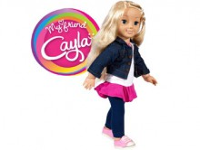 World's First Interactive Doll Now Available Nationwide at U.S. Retailers (PRNewsFoto/Genesis)