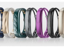 Jawbone expands its portfolio of activity trackers with bold new designs and features (PRNewsFoto/Jawbone)