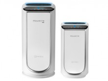 The Rowenta Intense Pure Air is the only air purifier to filter 99.97% of air pollutants and permanently destroy formaldehyde (PRNewsFoto/ROWENTA)