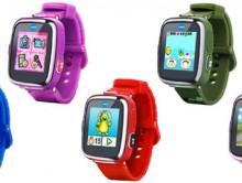 Smartest watch for kids gets even smarter with VTech(R)'s Kidizoom(R) Smartwatch DX (PRNewsFoto/VTech)