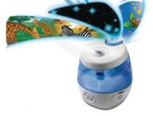 Vicks(R) Sweet Dreams Cool Mist Humidifier (PRNewsFoto/Vicks)