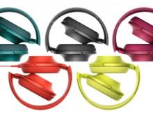 h.ear on headphones (PRNewsFoto/Sony Electronics)