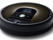 iRobot enters the smart home with Roomba(R) 980 vacuum cleaning robot. (PRNewsFoto/iRobot Corporation)