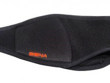 Headband: Sena's SnowTalk headband is one of the many easy and convenient ways get connected on the slopes (PRNewsFoto/Sena Technologies, Inc.)