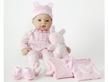 Newborn Nursery Baby Essentials (PRNewsFoto/Madame Alexander Doll Company)