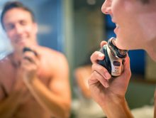 Remington VERSO Triple Head Rotary Shaver (PRNewsFoto/Remington)