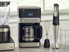 Braun Kitchen Collection debuts innovative new products in North America (PRNewsFoto/De'Longhi Group)