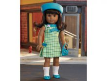 American Girl's newest BeForever character, Melody Ellison. (PRNewsFoto/American Girl)