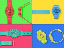 S Series Vivid Color Collection (PRNewsFoto/Casio America, Inc.)