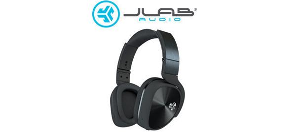 jlab audio flex bluetooth headphones with active noise. Black Bedroom Furniture Sets. Home Design Ideas