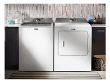 Maytag Introduces New Top Load Washer and Dryer to Handle Large, Tough Loads (PRNewsFoto/Maytag)