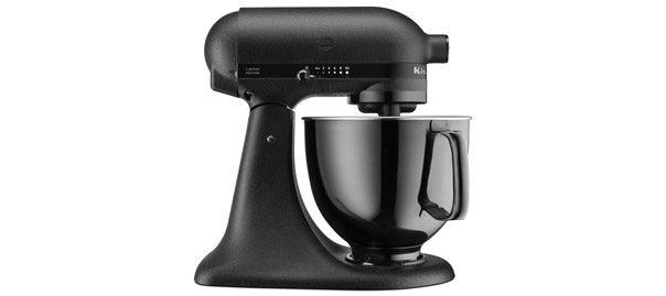 Kitchenaid Artisan Black Tie Limited Edition Stand Mixer