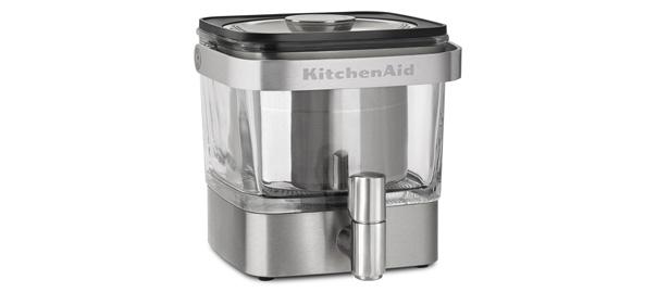 Kitchenaid Grind And Brew Coffee Maker : KitchenAid Cold Brew Coffee Maker - Behind The Buy