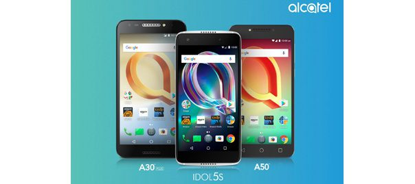 Three New Alcatel Phones Added to Amazon Prime Exclusive Deals