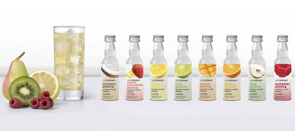 Sodastream Fruit Drops The Newest Way To Love Your Water