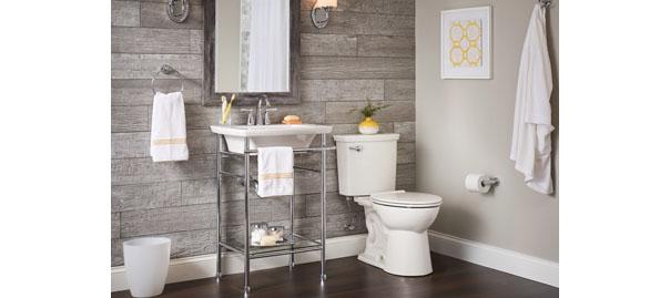 American Standard Vormax Plus Self Cleaning Toilet